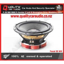 "Focal 33 WX 13"" 800W 4 ohm subwoofer - Easy LayBy"