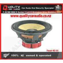 "Focal 40 KX 16"" 1000W 2 ohm DVC subwoofer - Easy LayBy"