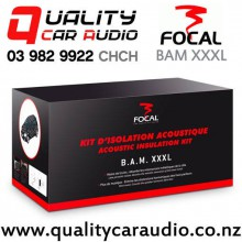 Focal BAMXXXL Acoustic Insulation Kit with Easy Finance