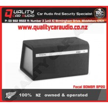 """Focal BOMBA BP20 8"""" 300W Access ACTIVE SUBWOOFER - Easy LayBy"""