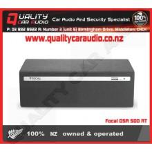 Focal DSA 500 RT Digital signal processor 2 CH 165W powered sub - Easy LayBy