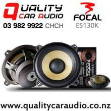 """Focal ES130K 5.25"""" 160W (80W RMS) 2 Way Component Car Speakers (pair) with Easy Finance"""