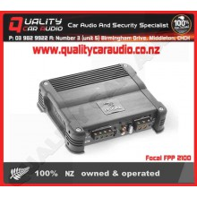 Focal FPP 2100 80W RMS x 2 2 channel amplifier - Easy LayBy