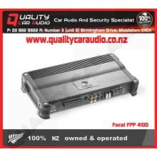 Focal FPP 4100 75WX4 4 channel amplifier - Easy LayBy