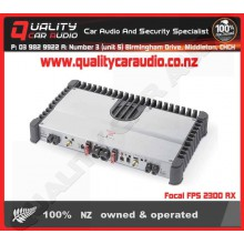 Focal FPS 2300 RX 155WX2 2 channel amplifier - Easy LayBy