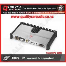 Focal FPS 3000 Monoblock 1500W Class D Power Amplifier - Easy LayBy