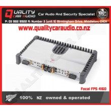 Focal FPS 4160 120Wx4 4 channel amplifier - Easy LayBy