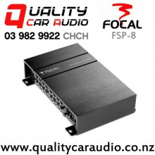 Focal FSP-8 8 Channel Digital Signal Processor with Easy Finance