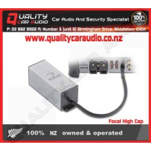 Focal High Cap Single plug-in capacitor module - Easy LayBy