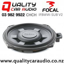 """Focal IFBMW-SUB V2 8"""" 180W (90W RMS) Factory BMW Subwoofer Replacement with Easy Finance"""