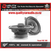 "Focal ISC 130 5.25"" 120W 2 way speakers - Easy LayBy"