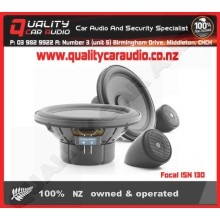 """Focal ISN 130 5.25"""" 100W component speaker - Easy LayBy"""