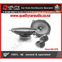 """Focal ISS 570 5X7"""" 120W component speaker - Easy LayBy"""