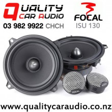 """Focal ISU 130 5.25"""" 120W (60W RMS) 2 Way Component Car Speakers (pair) with Easy Finance"""