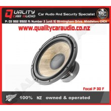 """Focal P 30 F 12"""" 500W 4 ohm subwoofer - Easy LayBy"""