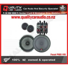 "Focal P165 V15 6.5"" 140W 2 Way Component Speakers - Easy LayBy"