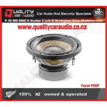 "Focal P20F 8"" (25cm) 500W Flax Car Subwoofer with Easy Layby"