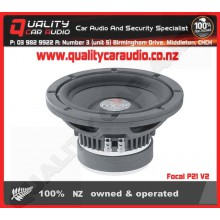 "Focal P21 V2 8"" 500W 4 ohm subwoofer - Easy LayBy"