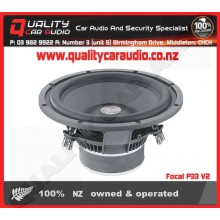 "Focal P33 V2 13"" 800W 4 ohm DVC subwoofer - Easy LayBy"