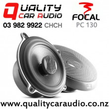 """Focal PC 130 5.25"""" 120W (60W RMS) 2 Way Coaxial Car Speakers (pair) with Easy Finance"""