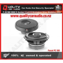 "Focal PC 130 5.25"" 120W 2 way car speakers - Easy LayBy"