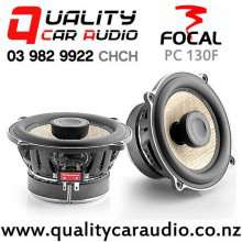 """Focal PC 130F  5.25"""" 120W (60W RMS) 2 Way Coaxial Car Speakers (pair) with Easy Finance"""