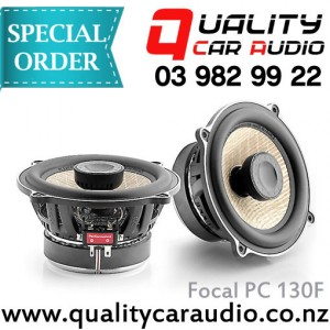 """Focal PC 130F  5.25"""" 120W 2 way speakers - Easy Layby"""