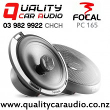 """Focal PC 165 6.5"""" 160W (80W RMS) 2 Way Coaxial Car Speakers (pair) with Easy Finance"""