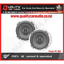 "FOCAL PC 165 6.5"" 160W 2 WAYS COAXIAL SPEAKERS with Easy LayBy"