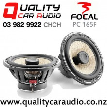 """Focal PC 165F 6.5"""" 140W (70W RMS) 2 Way Coaxial Car Speakers (pair) with Easy Finance"""