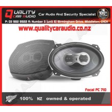 "Focal PC 710 7X10"" 200W 3 way car speakers - Easy LayBy"