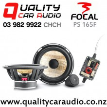 """Focal PS 165F 6.5"""" 140W (70W RMS) 2 Way Component Car Speakers (pair) with Easy Finance"""