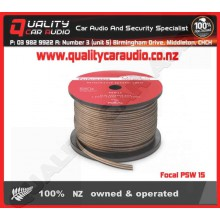Focal PSW 15 PERFORMANCE Flat Speaker Cable 154M - Easy LayBy