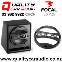 "Focal SB P 25 10"" 500W subwoofer Ported enclosure with Easy Finance"