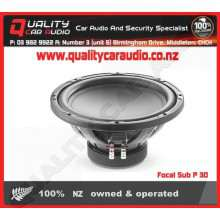 """Focal Sub P 30 12"""" 500W 4 ohm subwoofer - Easy LayBy"""