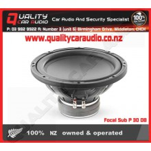 """Focal Sub P 30 DB 12"""" 600W 4 ohm DVC subwoofer - Easy LayBy"""