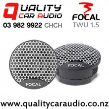 "Focal TWU 1.5 1.5"" 100W (15W RMS) Tweeters (pair) with Easy Finance"