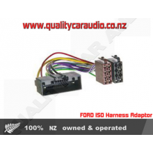 FORD ISO Harness Adaptor