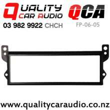 QCA-FP-06-05 BMW Mini Facia Kit for Single Din Stereo 2003 to 2008 with Easy Finance