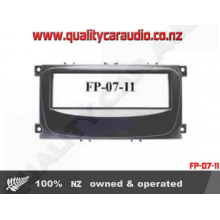 FP-07-11 Ford Focus Mondeo SMax 2007 on Black - Easy LayBy