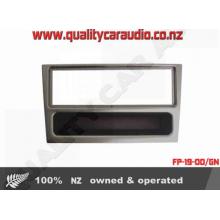 FP-19-00/GN Vauxhall Vectra Vivaro Fascia Panel Adaptor Gun Metal - Easy LayBy