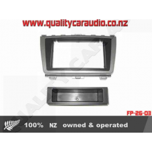 FP-26-03 Single DIN Facia for Mazda 6 - Easy LayBy