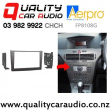 FP8108G Double Din Facia kit for Holden Astra and Captiva (Grey)