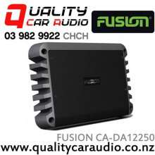 Fusion CA-DA12250 2250W 1 Channel Mono Block Class D Mosfet Power Car Amplifier with Easy Layby