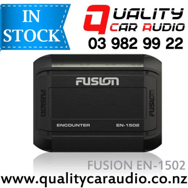 Fusion EN-1502 1000W 2/1 Channels Bridgeable Class AB Car Amplifier with Easy Layby