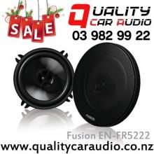 "Fusion EN-FR5222 5.25"" 190W Full Range Speakers - Easy LayBy"