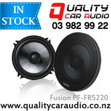 "Fusion PF-FR5220 5.25"" 2-Way 220W Full Range Speakers"