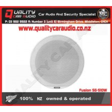 """Fusion SG-S10W Signature Series 10"""" 450W Sub Woofer - Easy LayBy"""
