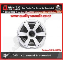 """Fusion SG-SL10SPW 10"""" 450W marine subwoofer - Easy LayBy"""
