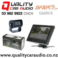 """Gator G600CK 6.1"""" Wired Reversing Camera with Easy Finance"""